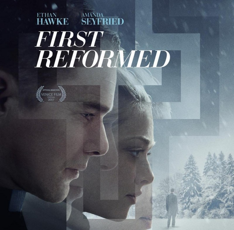 First Reformed Movie